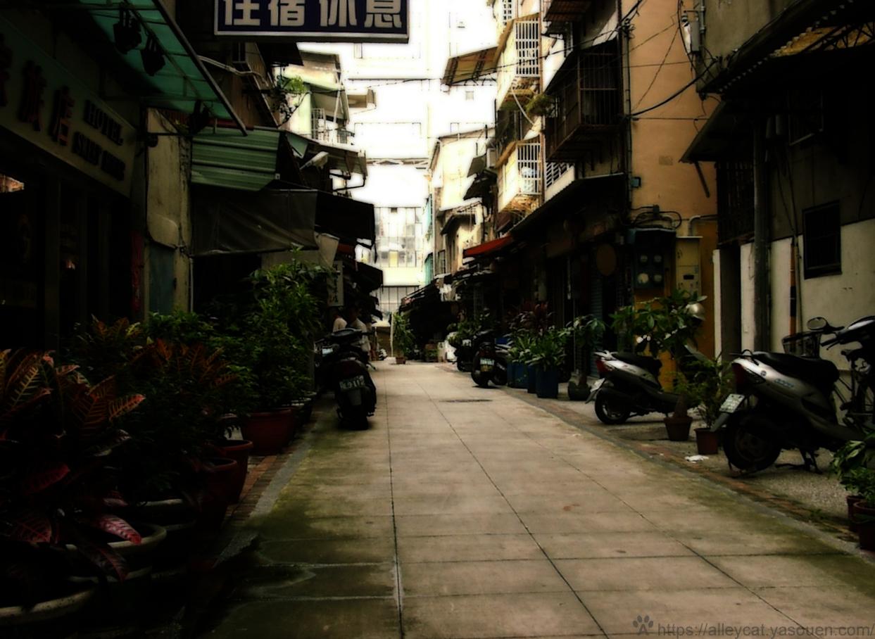 Taichung, Taiwan, 2005