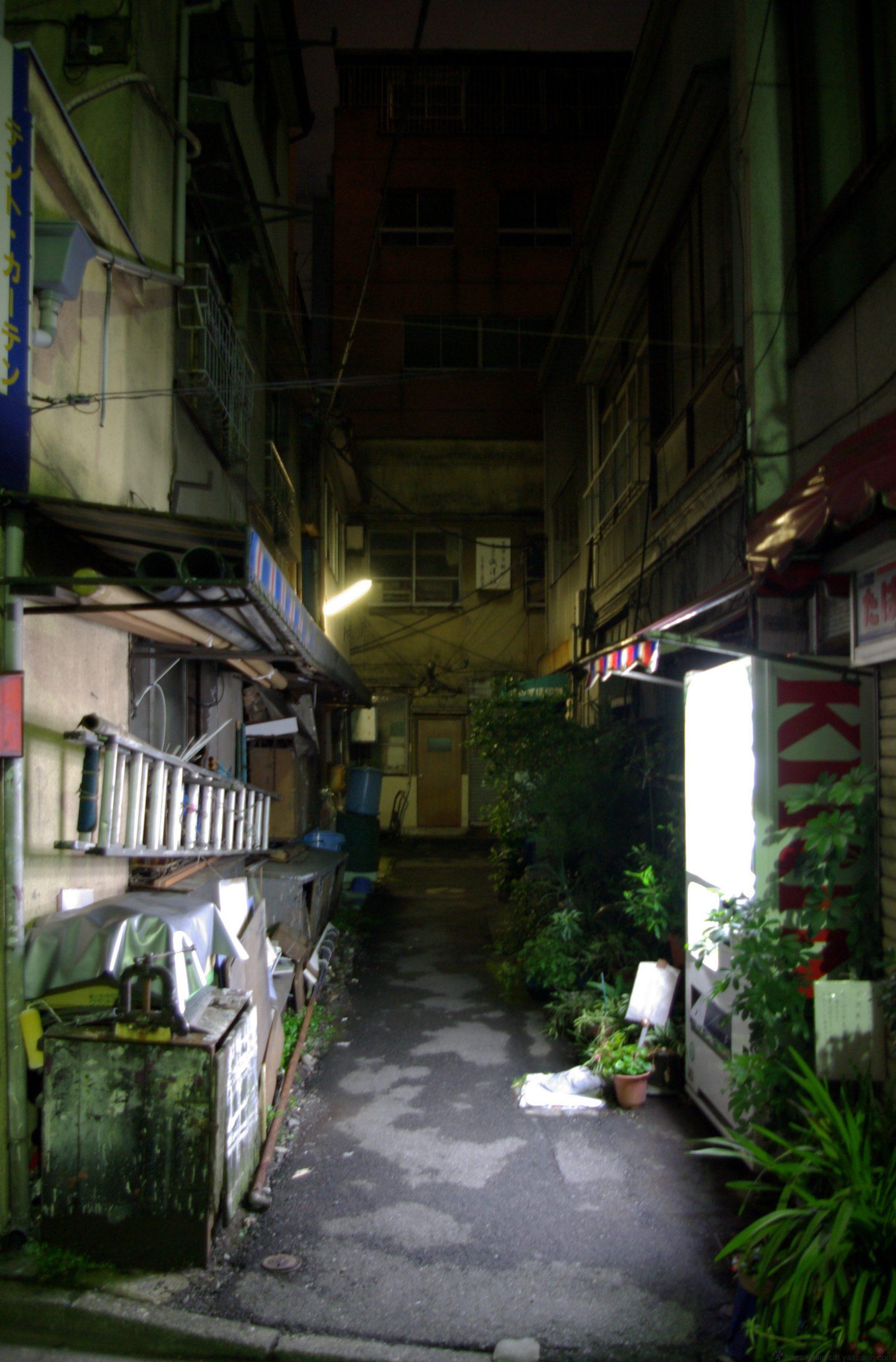 Tokyo, Japan, 2008