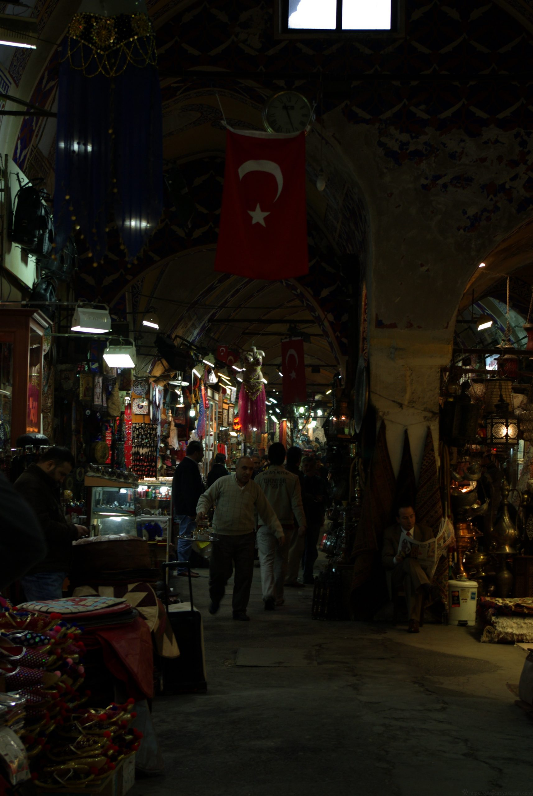Grand Bazaar, Turkey, 2007