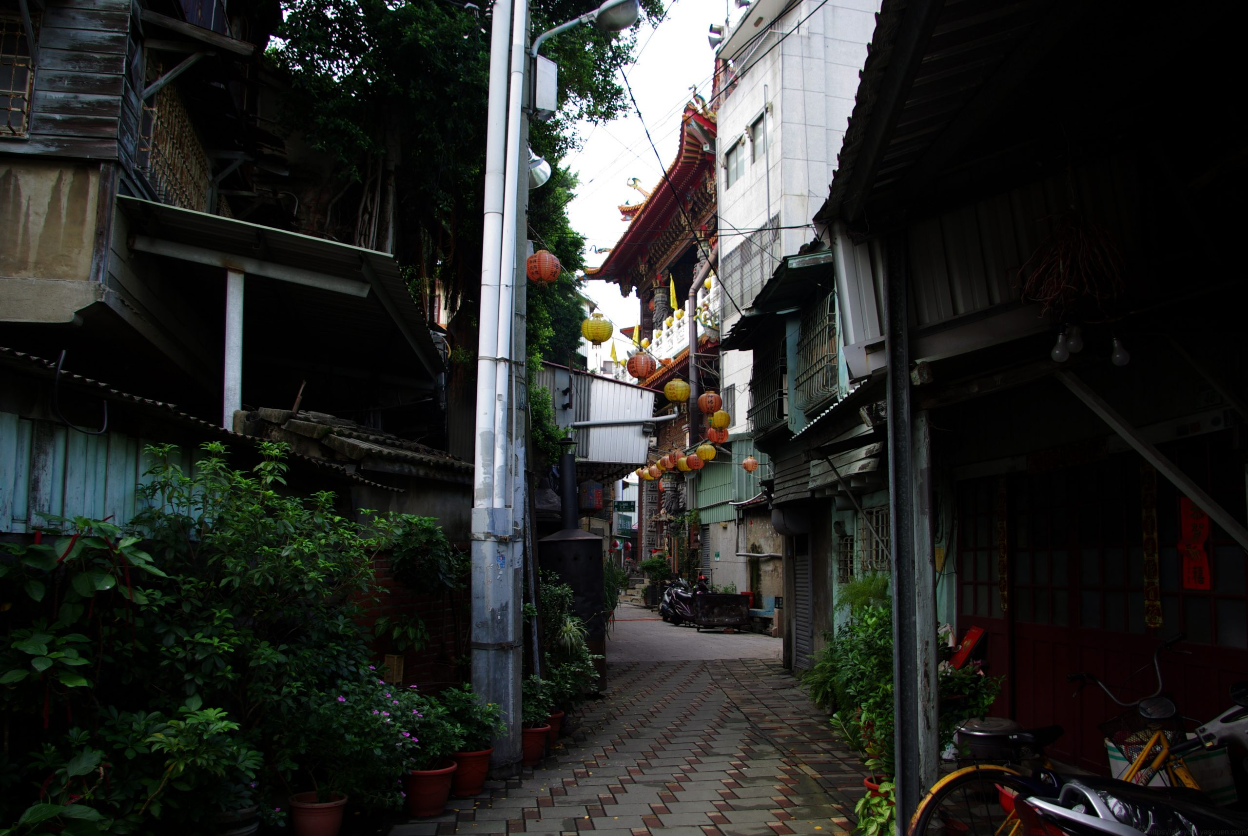 Tainan, Taiwan, 2007