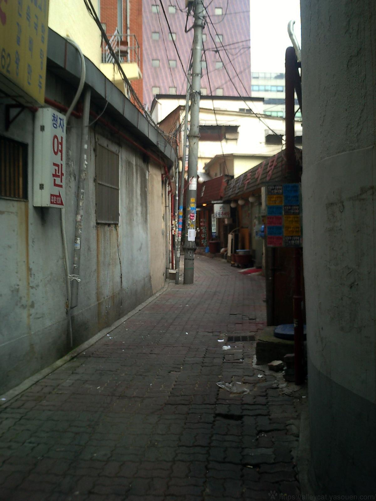 Seoul, Korea, 2005