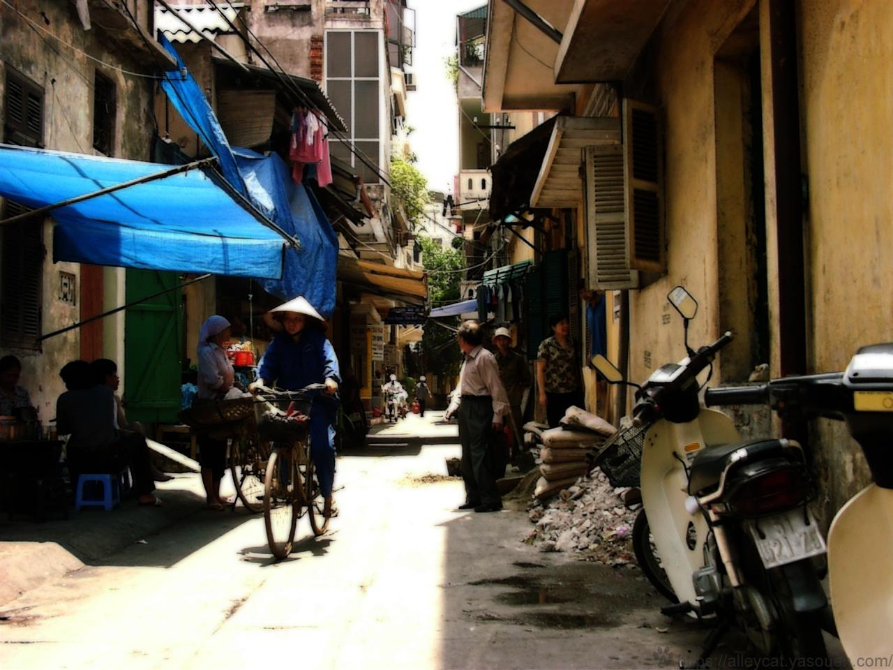 Hanoi, Vietnam, 2004