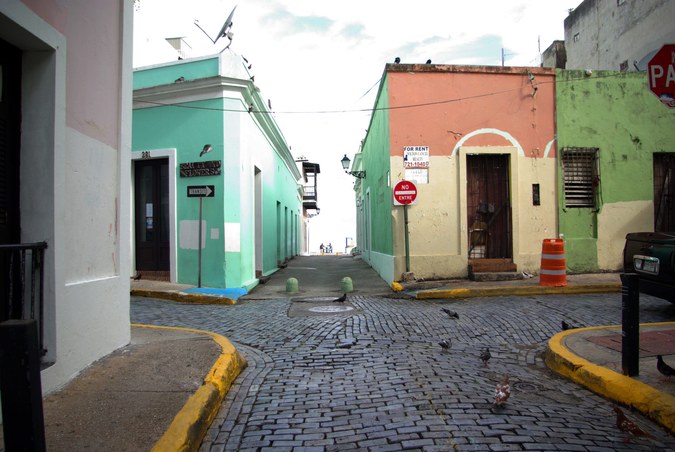 San Juan, Puerto Rico, 2008