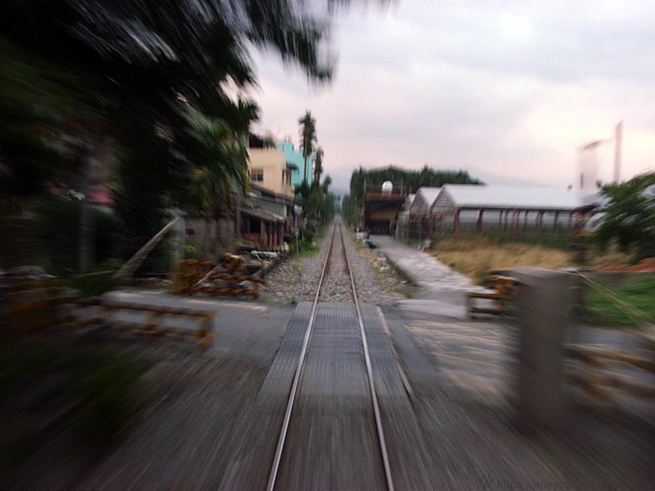 Jiji line, Taiwan, 2002