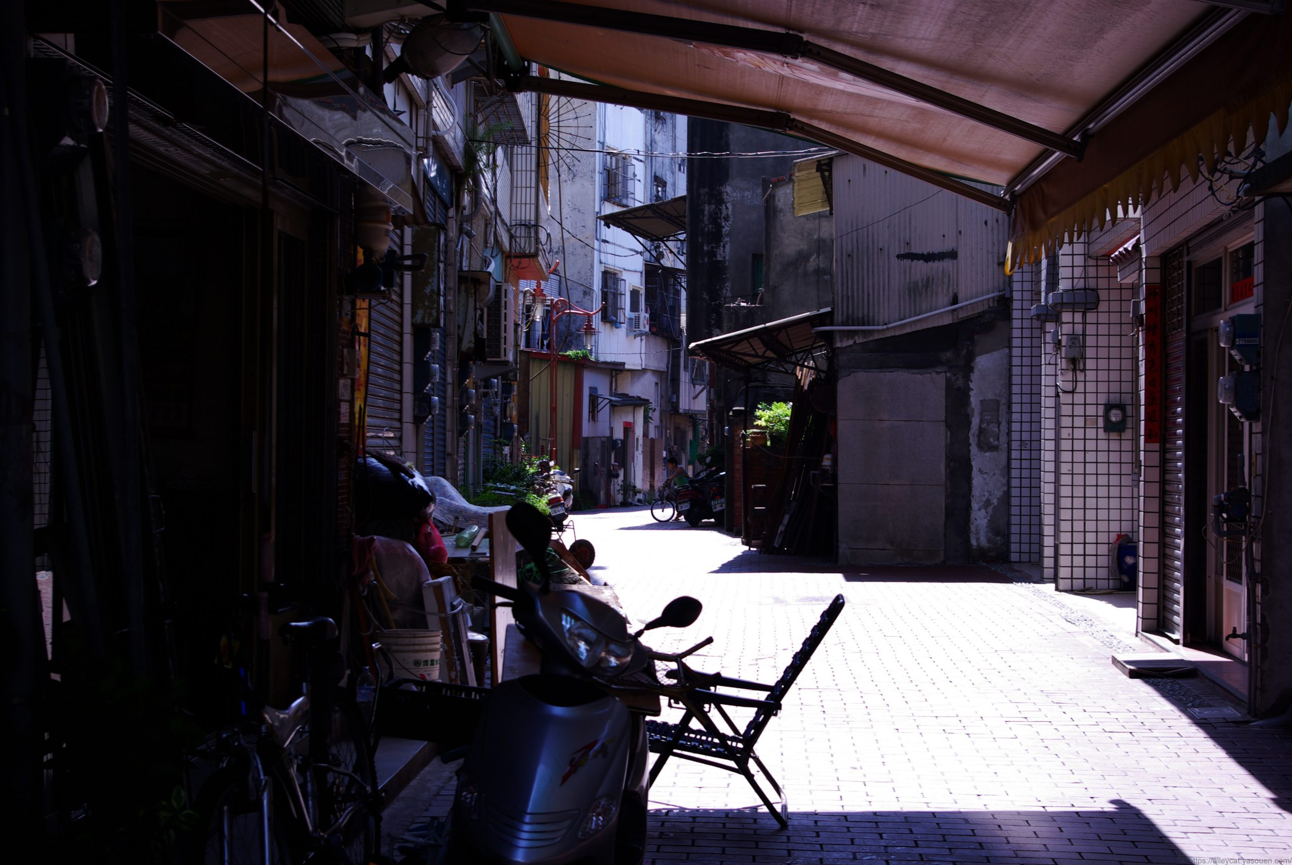 Lukang, Taiwan, 2007