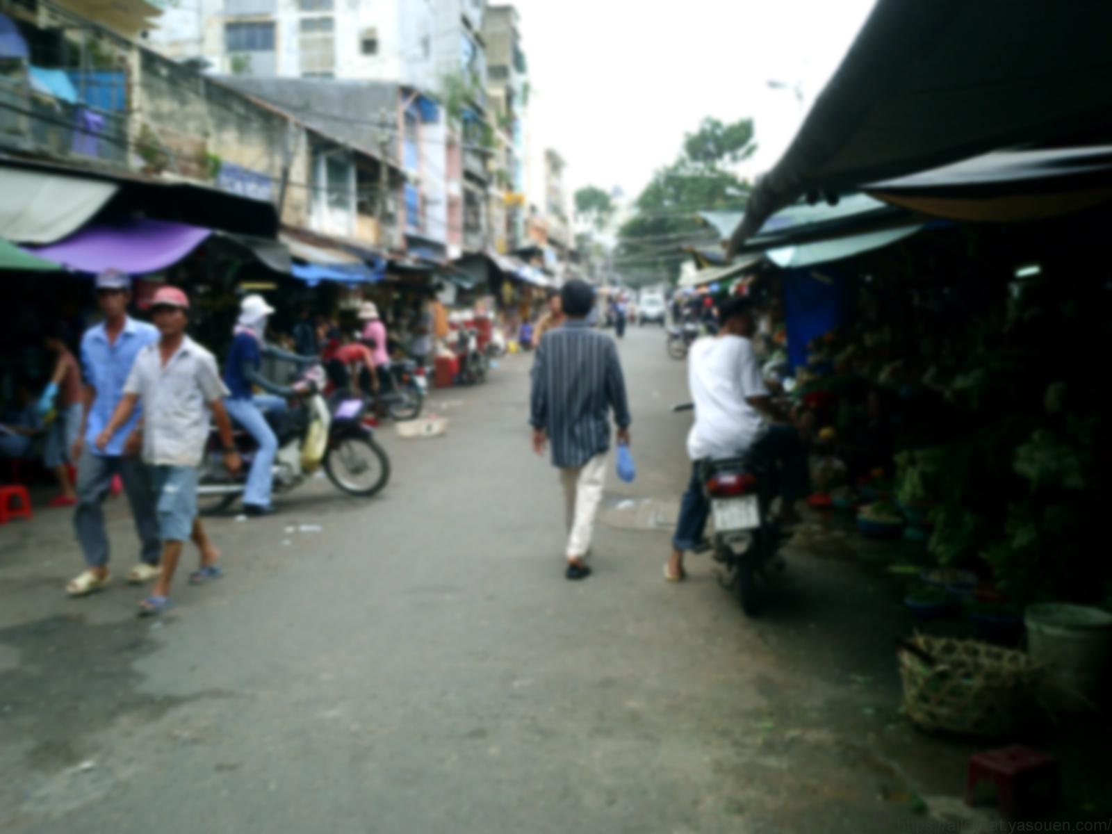 Ho Chi Minh, Vietnam, 2003