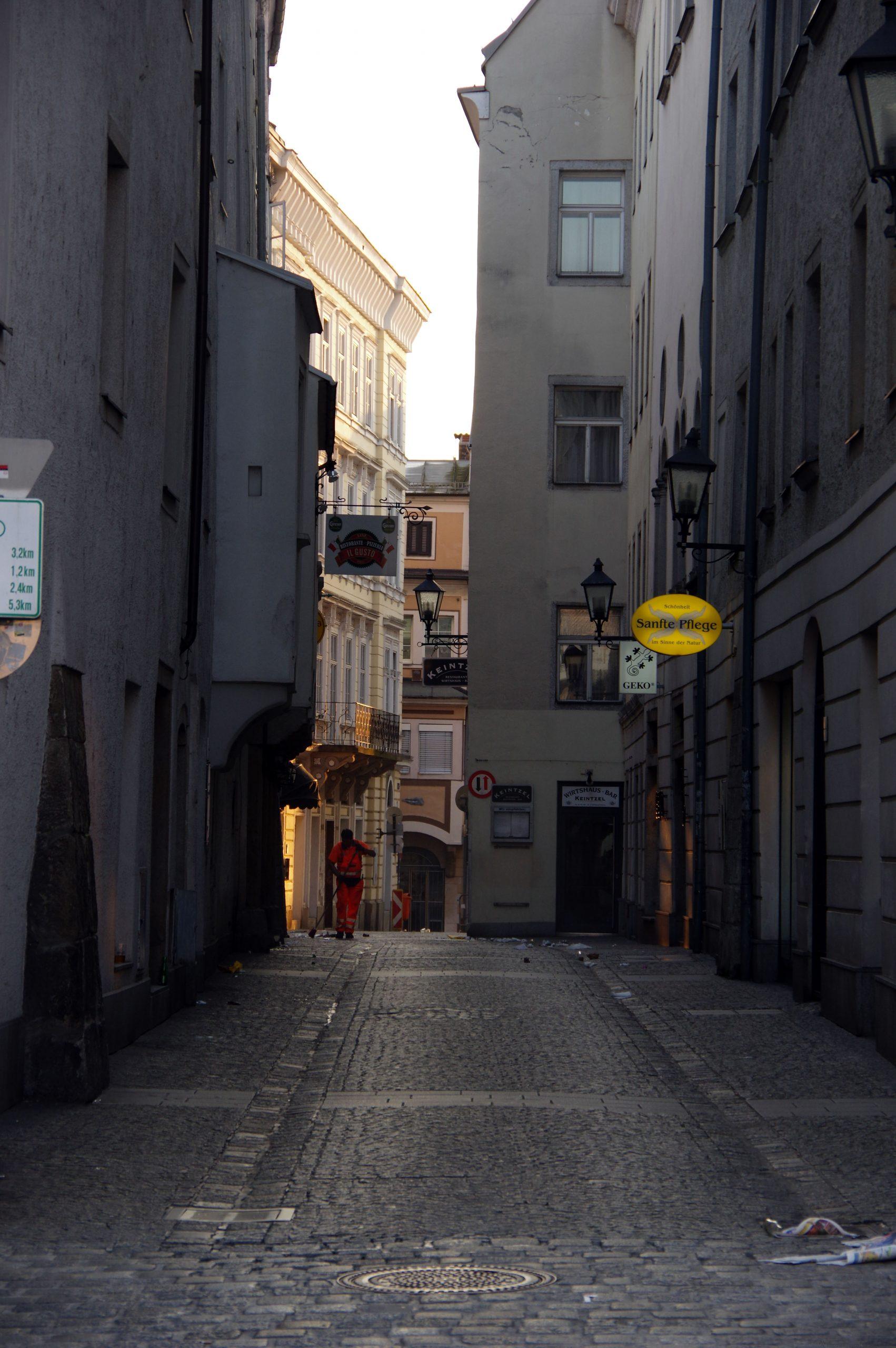 Linz, Austria, 2016