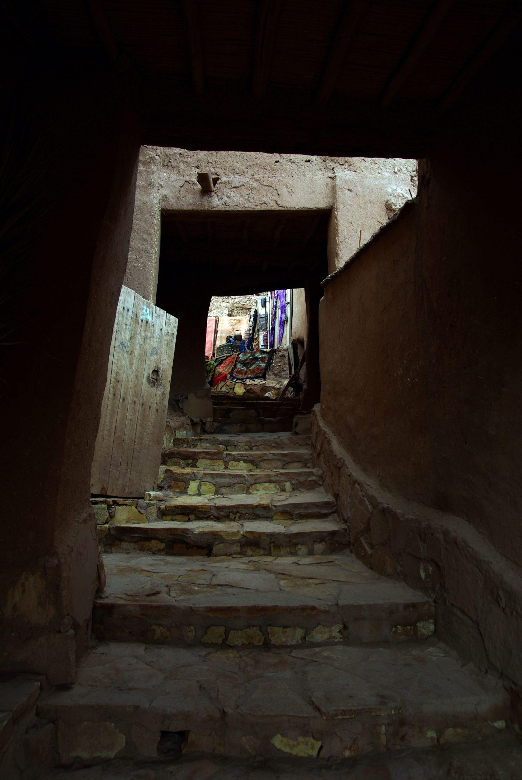 Ait Benhaddou, Morocco, 2008