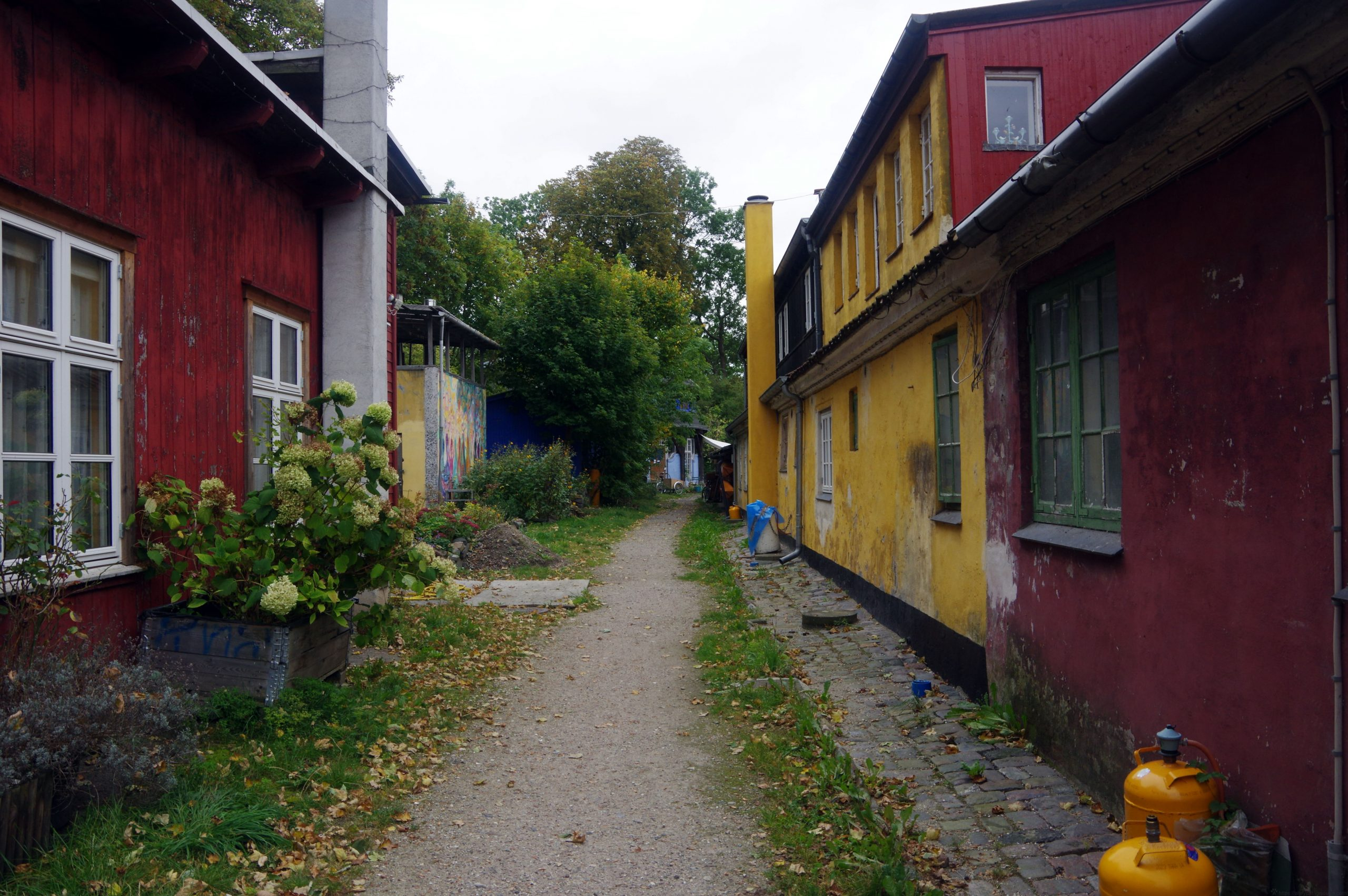 Christiania, Denmark, 2016