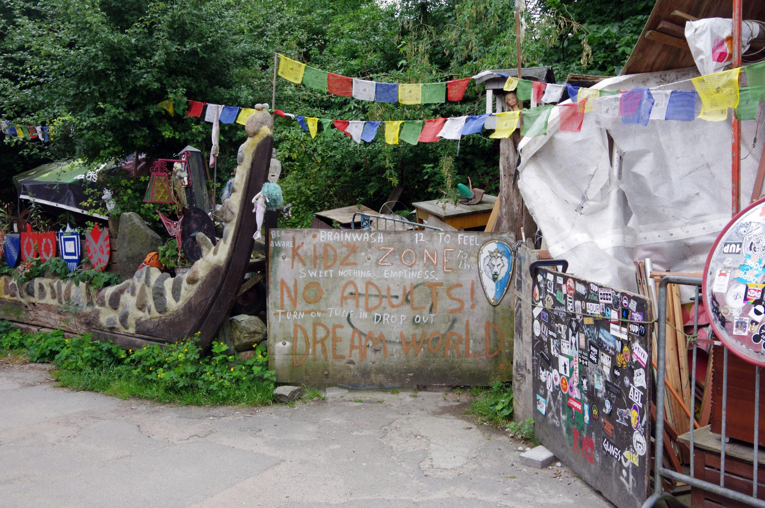 Christiania, Denmark, 2019