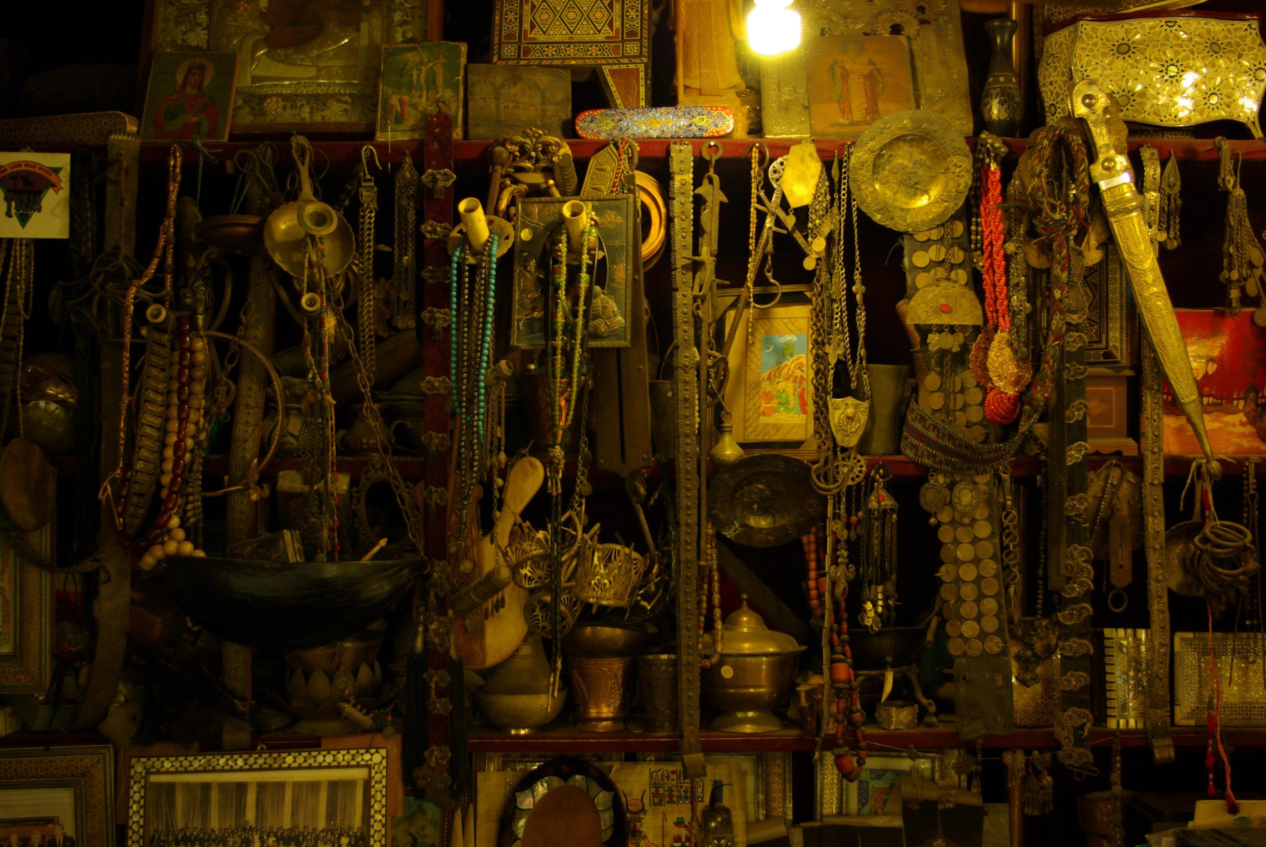 Grand Bazaar, Turkey, 2007