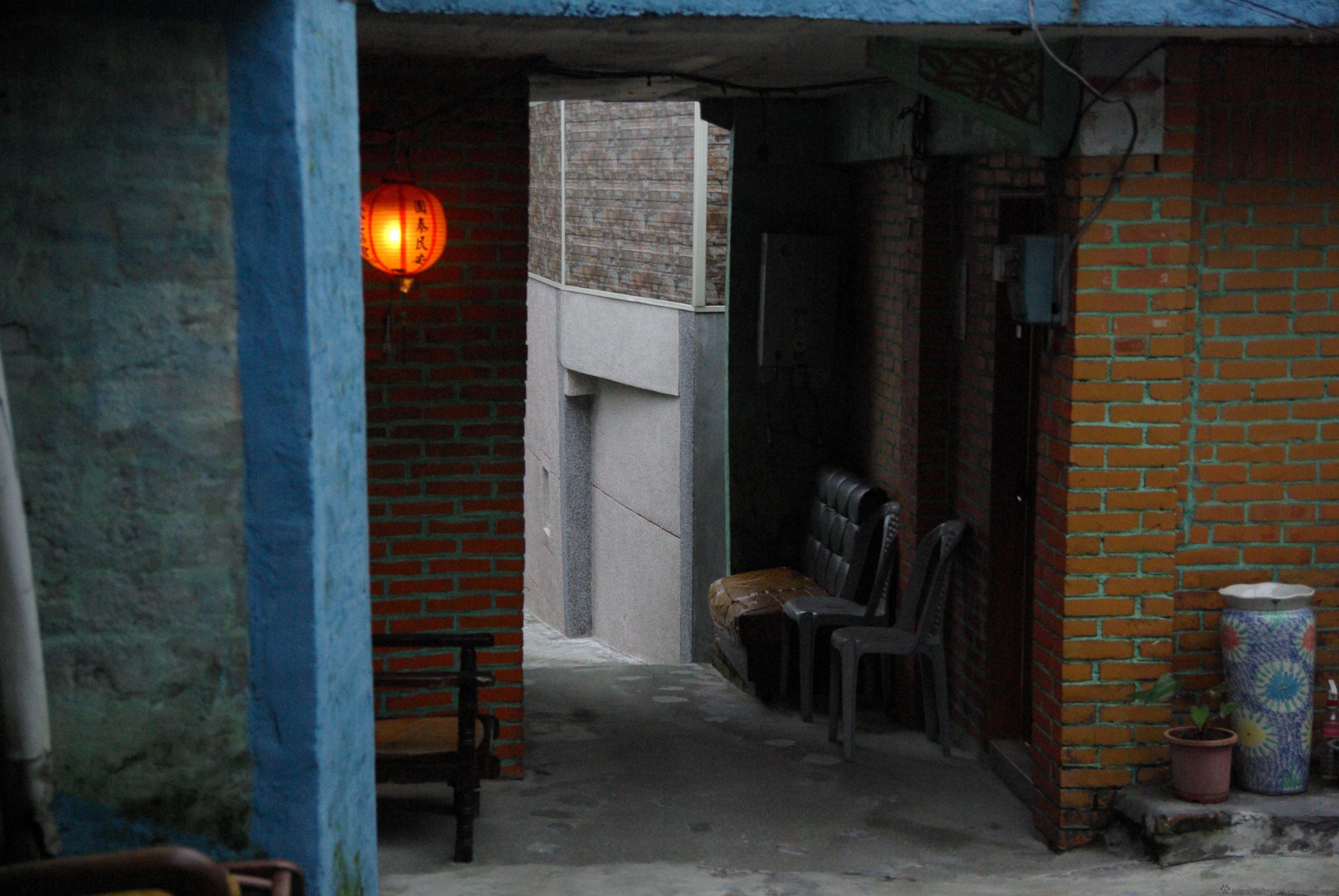 Jiufen, Taiwan, 2009