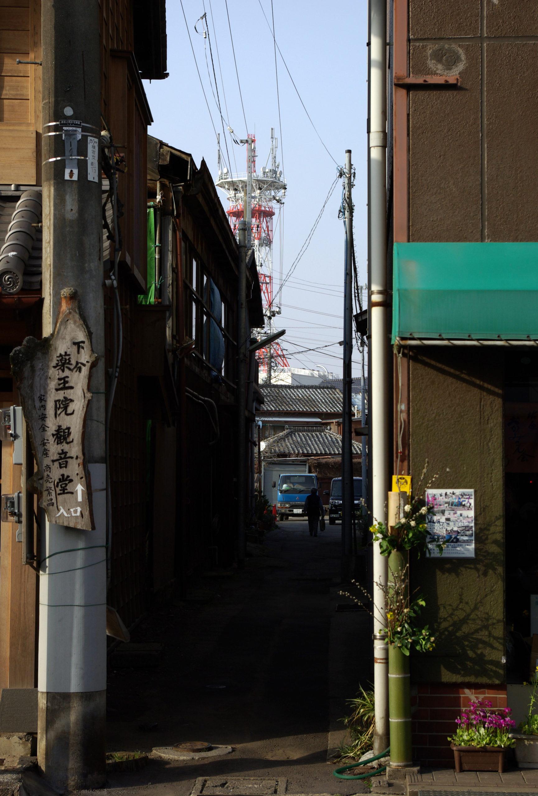 Sawara, Japan, 2008