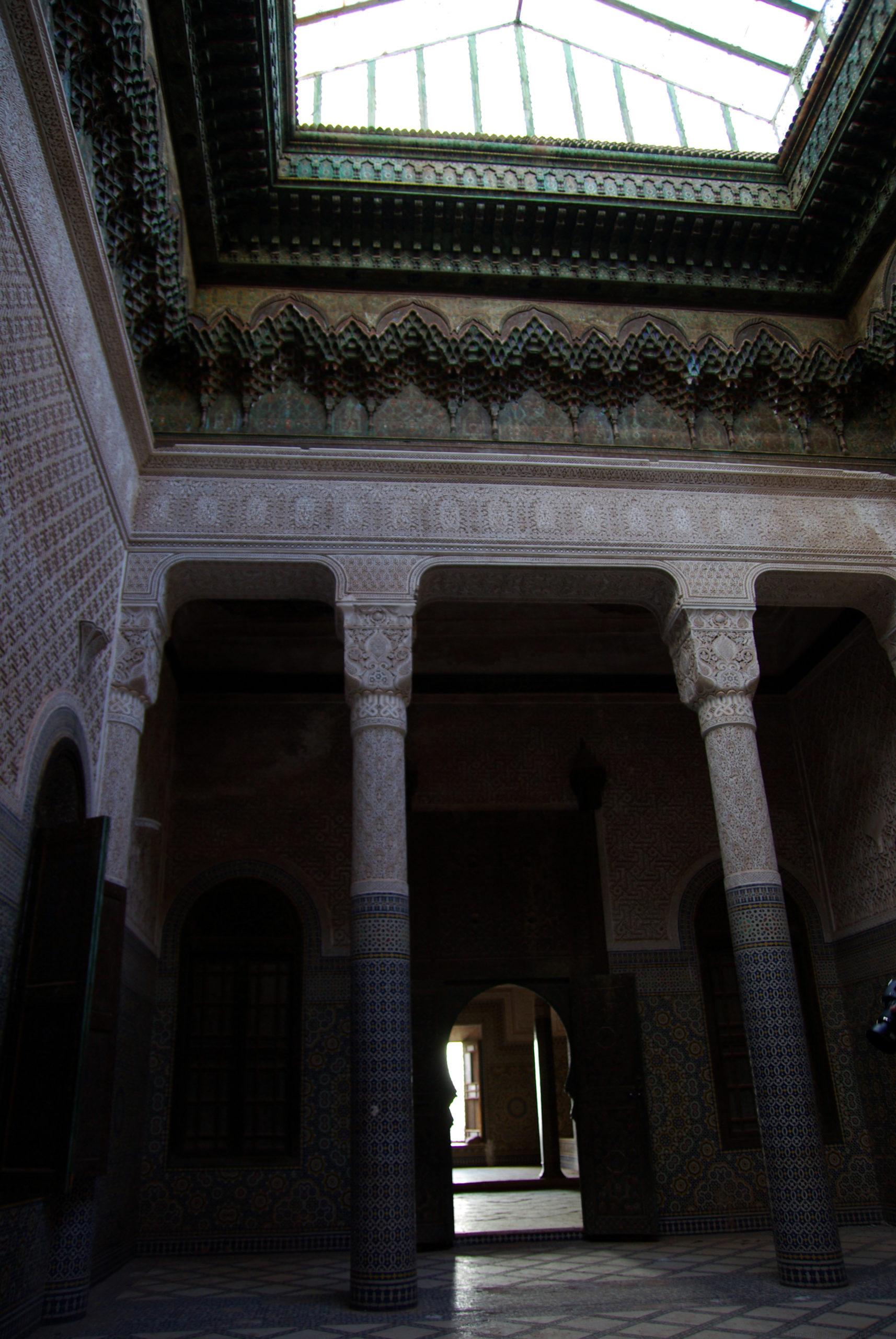Morocco, 2008
